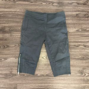 Stella McCartney Adidas L Gray Jorts J1-10